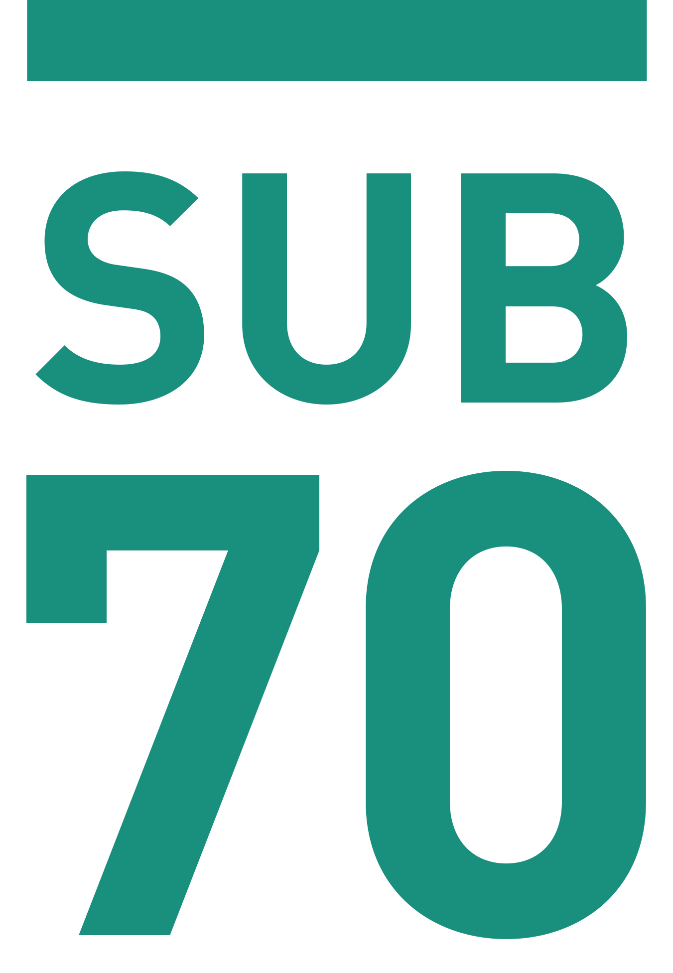 Sub 70 announced as event sponsors