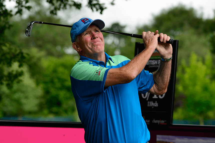 Peter Withe wins final Celeb Am